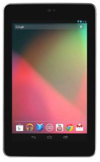 Google Nexus 7 (2012)