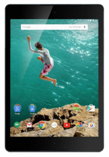 Google Nexus 9 Tablet (32 GB, Black)