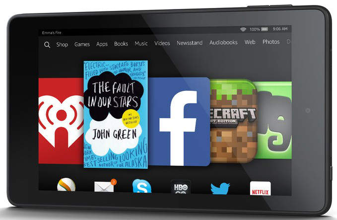 Amazon Fire HD 6 6-Inch