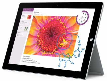 Microsoft Surface 3 Tablet 10.8-Inch
