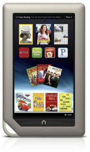 Barnes & Noble Nook Simple Touch 7-inch