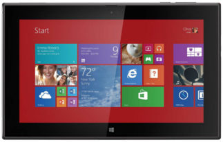 Nokia Lumia 2520 4G LTE 10.1-inch