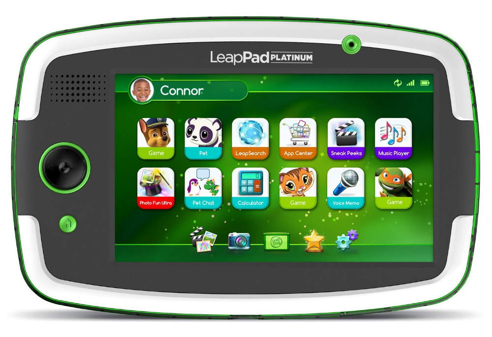 LeapFrog LeapPad Platinum Kids Tablet