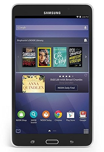 Samsung-Galaxy-Tab-4-NOOK-Edition-8GB-Tablet-WIFI-7-Inch-BLACK-SM-T230NU-0-0