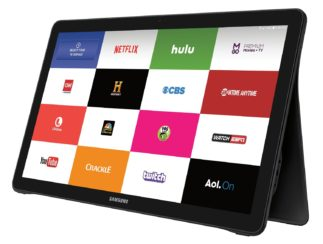 Samsung Galaxy View 18.4-inch tablet