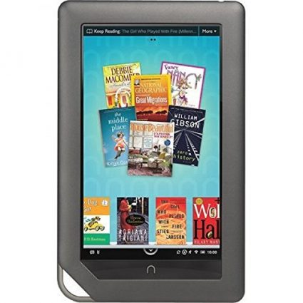 Finding the Best NOOK Tablets - TabletNinja