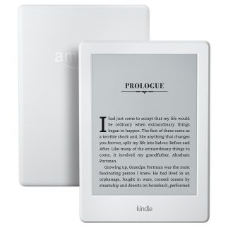 Kindle 8 2016 Edition 6-inch e-book