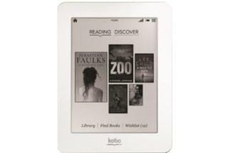 Kobo Mini N705-KBO-W 5-inch e-book