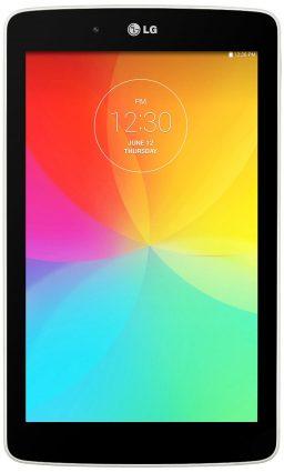 LG G Pad E7 V400W 7-inch tablet