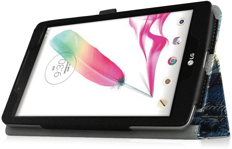 LG G Pad F 8.0 V496 8-inch tablet