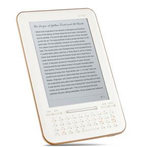 iRiver Story HD EB07 6-inch e-book