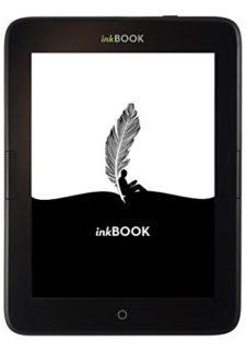 inkBOOK Obsidian 6-inch e-book