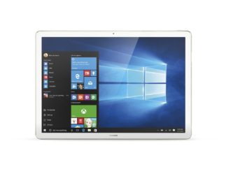 Huawei MateBook W19 12-inch tablet