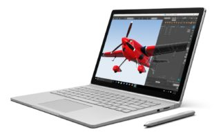Microsoft Surface Book CR9-00001 13.5-inch tablet