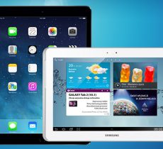 Samsung and Apple Tablet Dominance Slipping