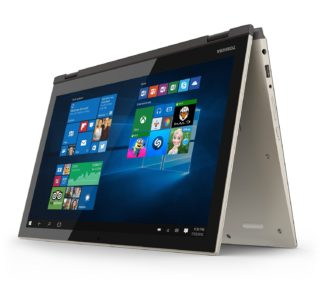 Toshiba Satellite Fusion L55W-C5257 15.6-inch tablet