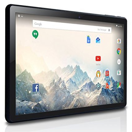 NeuTab174-101-inch-Quad-Core-Android-51-Lollipop-OS-Tablet-PC-16GB-Nand-Flash-Bluetooth-Mini-HDMI-GPS-Supported-1-Year-US-Warranty-FCC-Certified-Black-0