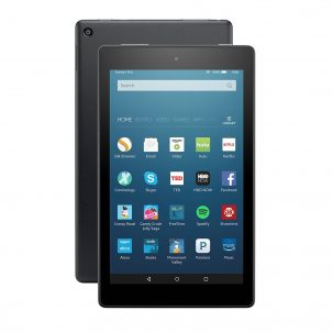 Amazon Fire HD 8 8-inch tablet