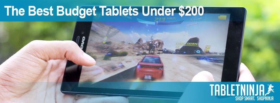 The best tablets under $200