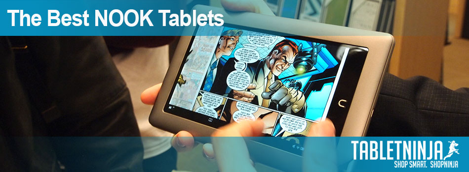 finding the best nook tablets