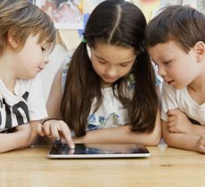 Finding the best tablets for kids