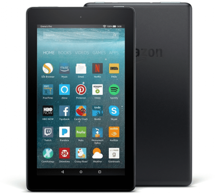 Amazon Fire HD 7 16 GB (7th generation) tablet