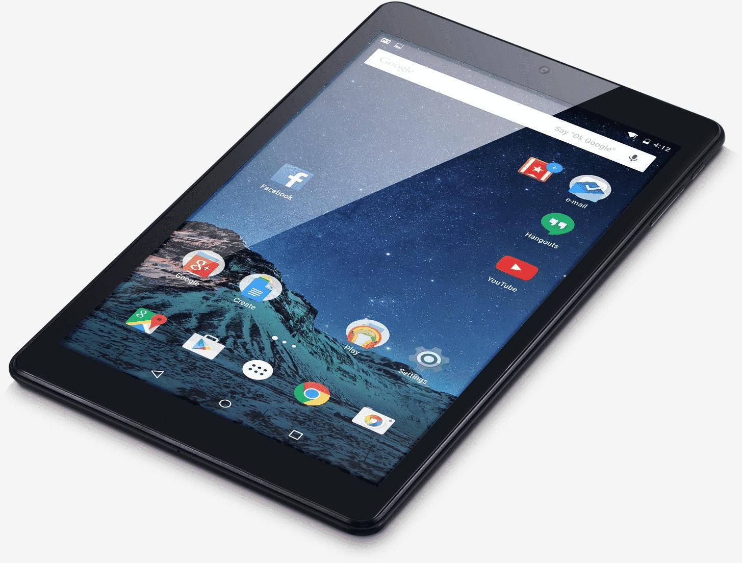 NeuTab S8 tablet