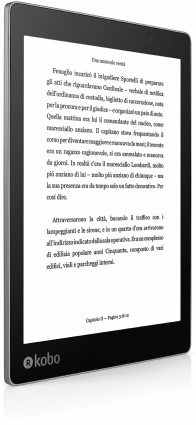 Kobo Aura ONE tablet