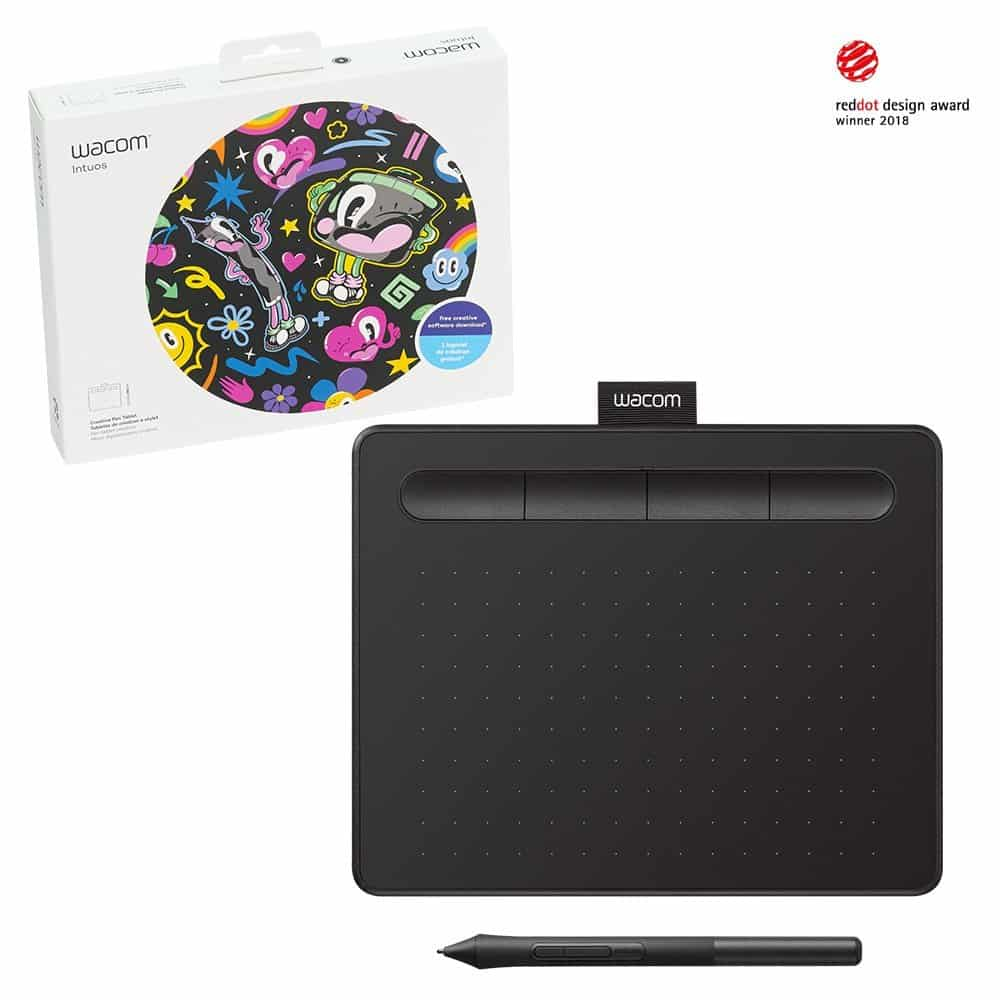 Wacom Intuos CTL4100 tablet
